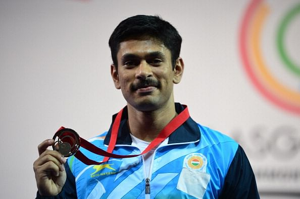 Commonwealth Games 2014: Indian weightlifter Omkar Otari wins 69 kg bronze