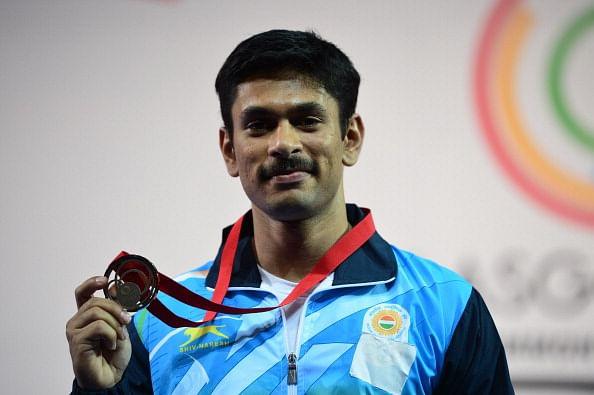 Commonwealth Games 2014: Indian weightlifter Omkar Otari wins 69 kg bronze