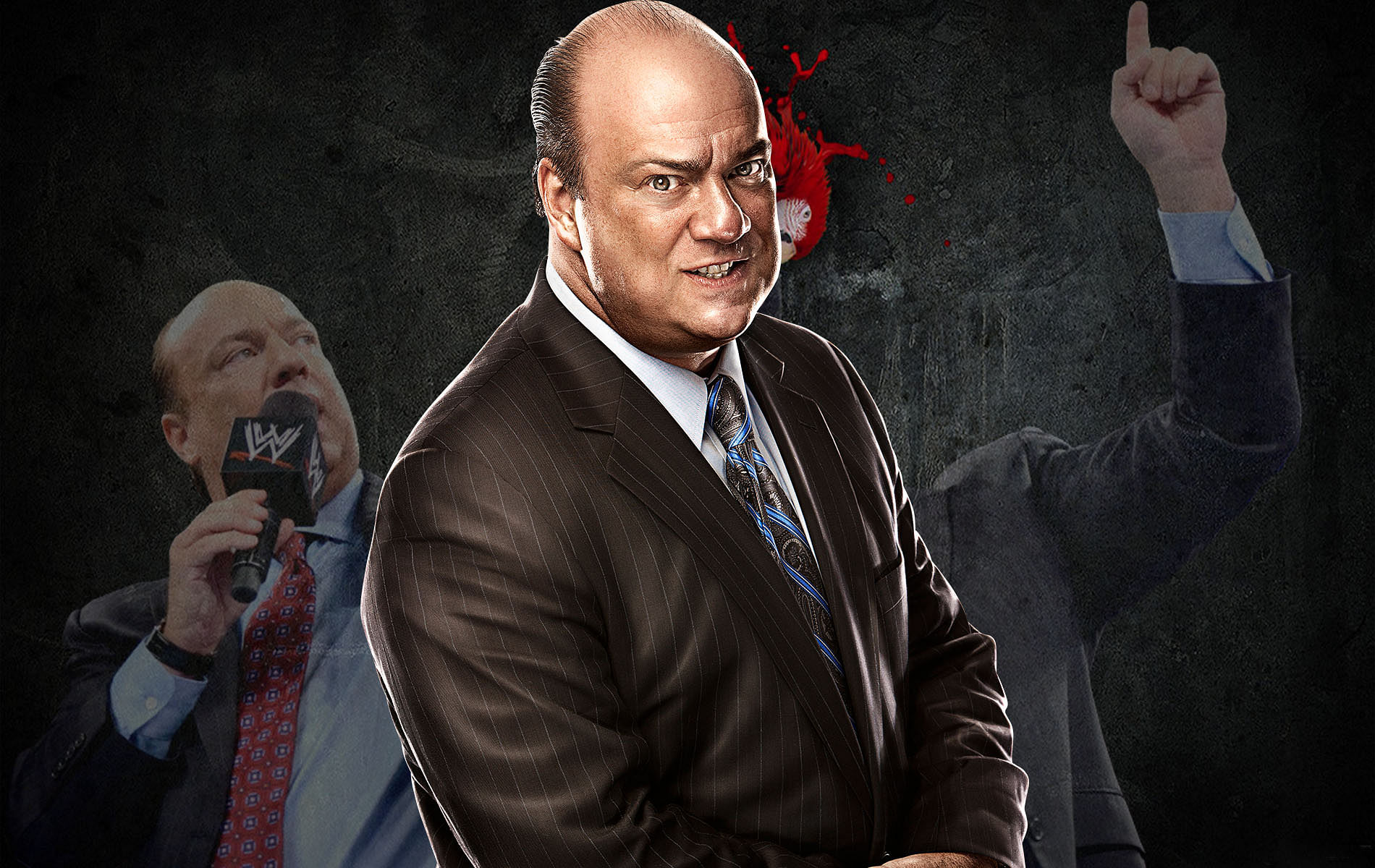 Leave the selling to Paul Heyman – Why he is the best manager in pro wrestling today