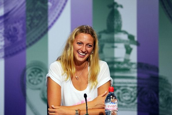 Wimbledon 2014: Pushing the boundaries of the possible with Petra Kvitova