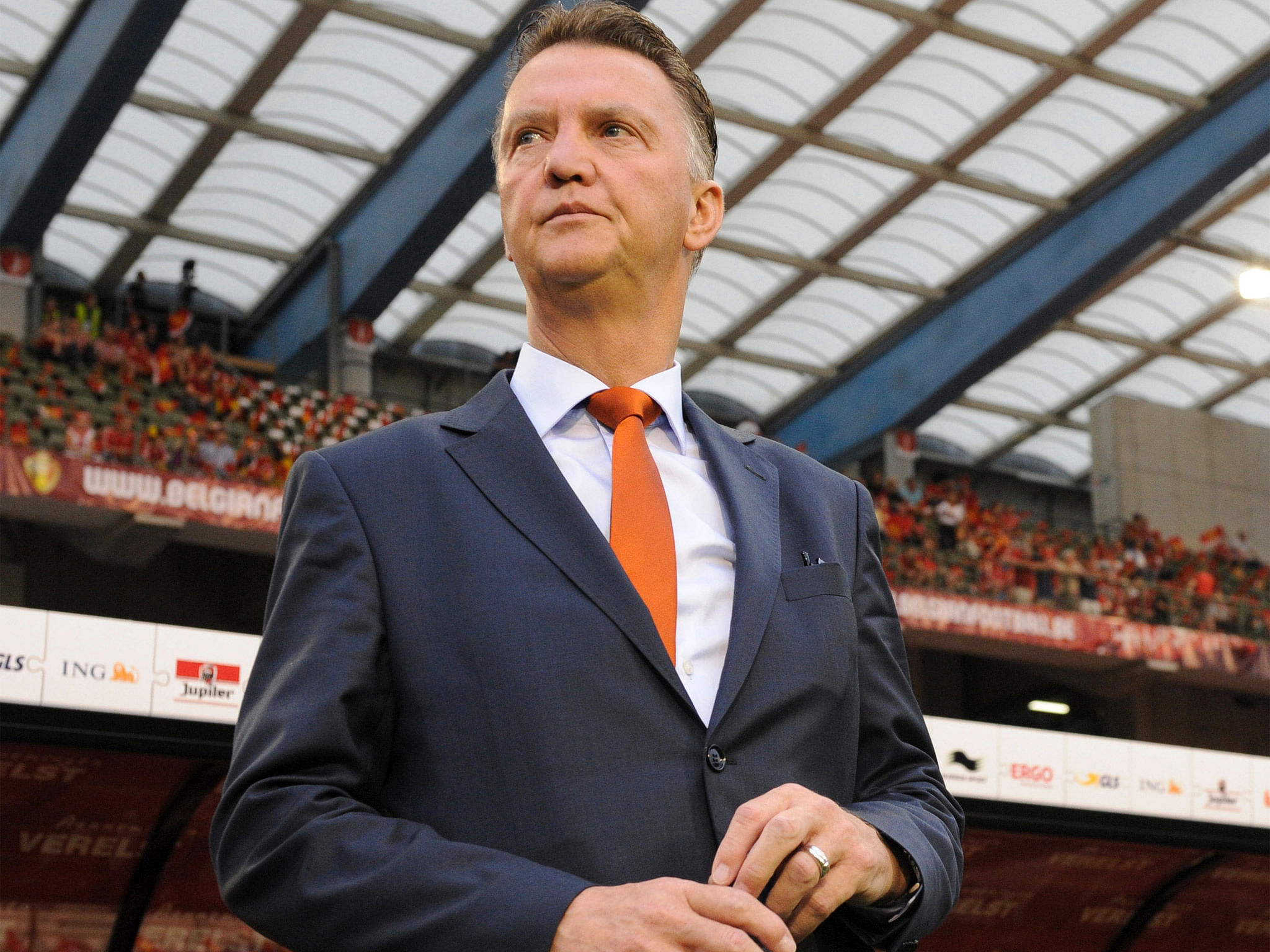 Four reasons why Manchester United fans should feel optimistic about 2014/15 season