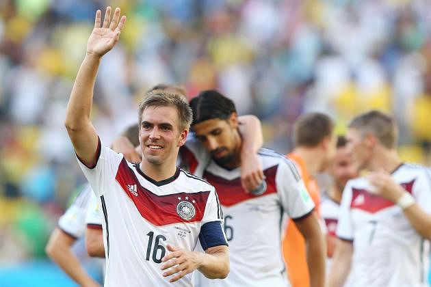 Philipp Lahm - The most versatile champion of this generation