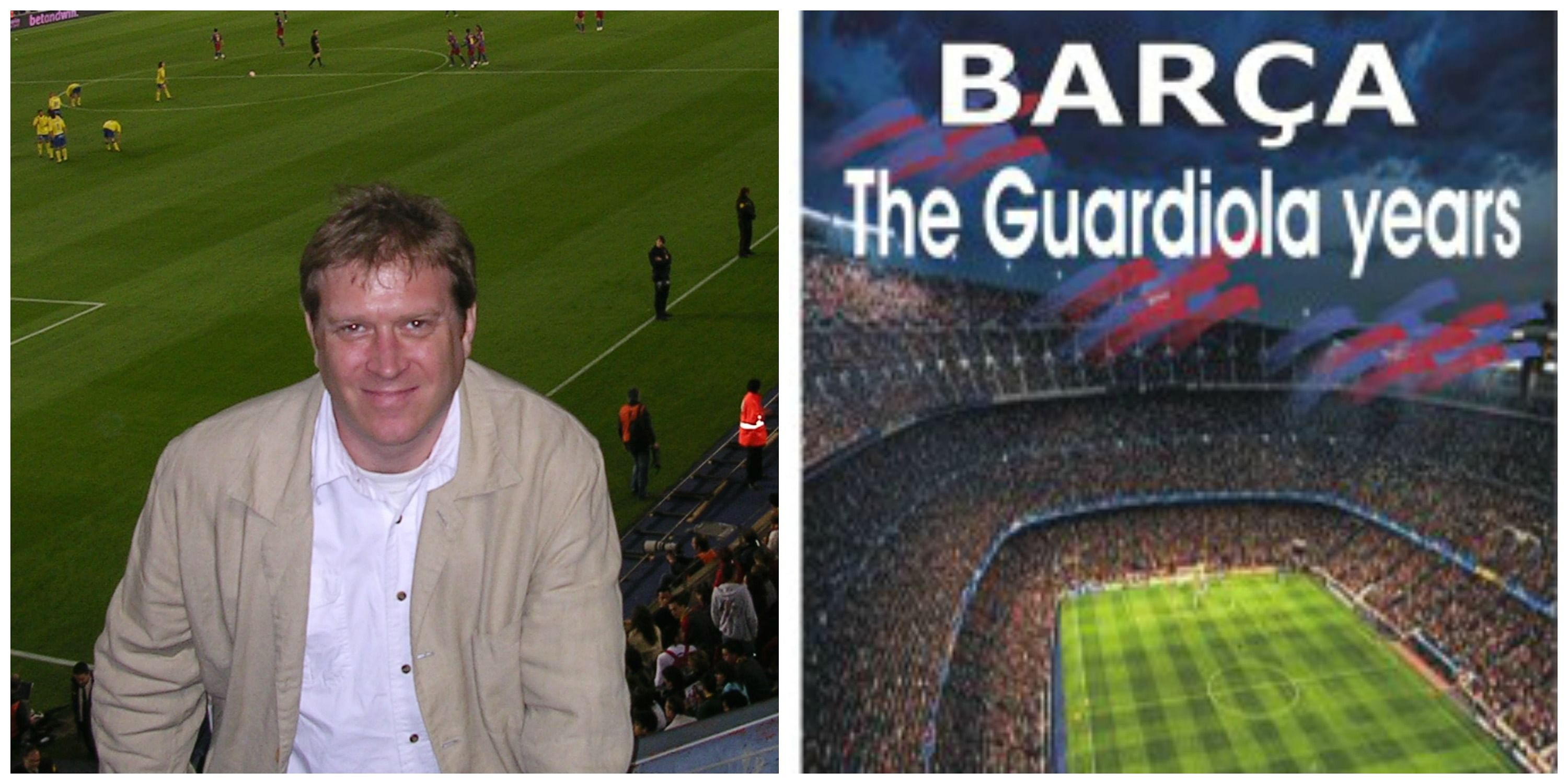 Interview with Nic Aldam - Author of 'Barca: The Guardiola Years'
