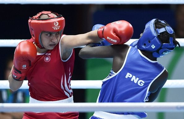 Commonwealth Games 2014: Pinki Jangra and Sarita Devi reach semifinals