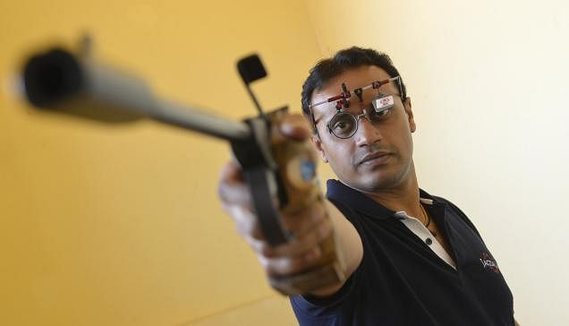 Commonwealth Games 2014: Prakash Nanjappa clinches silver in 10m Air Pistol event