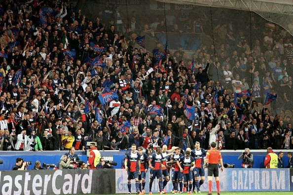 Paris Saint-Germain punished for abusing disabled Chelsea fans during Champions League match