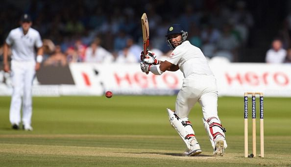 England v India 2014 - Cheteshwar Pujara says India hoping to set England a target of 350 in 4th innings