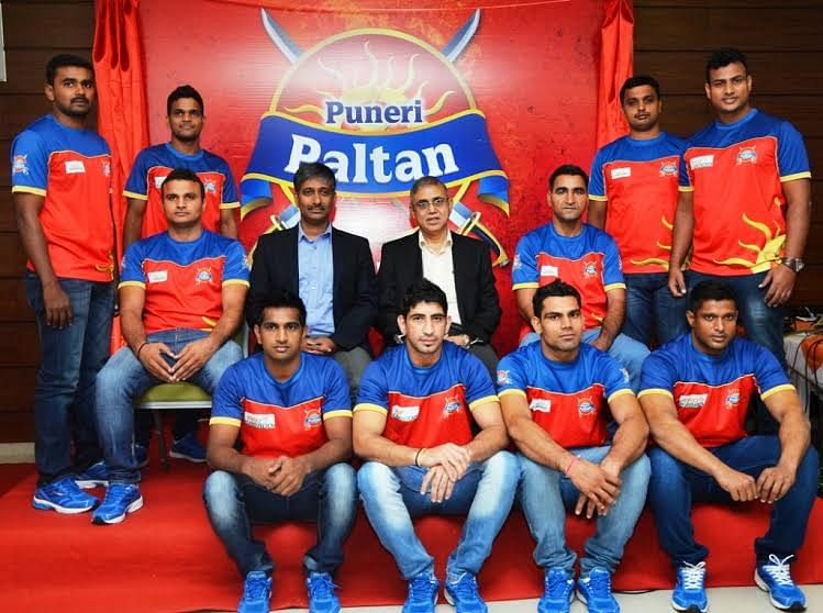 Pro Kabaddi League 2014: Pune franchise 'Puneri Paltan' is all set for the challenge
