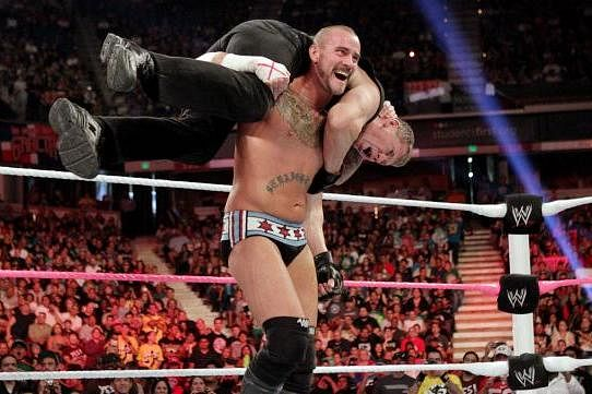 Rumour: Huge problems between CM Punk and WWE?