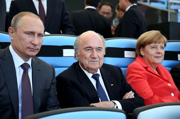German politicians want Russia stripped of 2018 FIFA World Cup after MH17 tragedy
