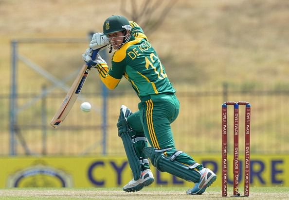 Quinton de Kock becomes youngest and quickest batsman to score 5 ODI hundreds