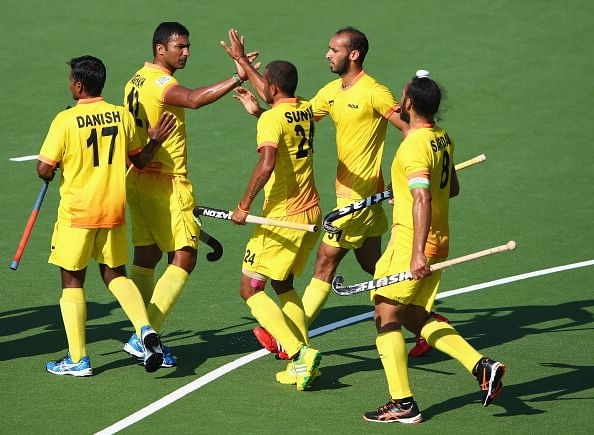 Commonwealth Games 2014: Indian men overcome a sloppy start to humble Wales 3-1