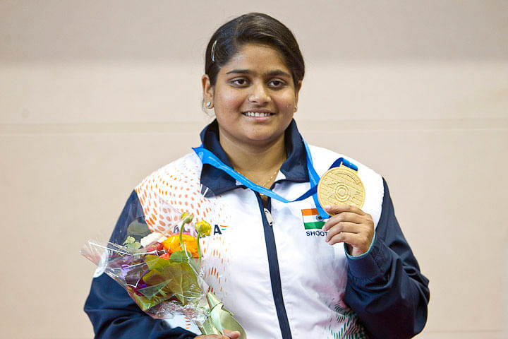 Commonwealth Games 2014:Approach to Indian shooting has changed-Rahi Sarnobat