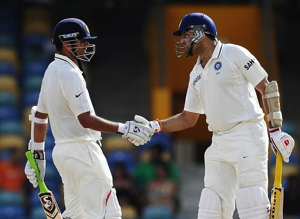 VVS Laxman pleased with Rahul Dravid's appointment as batting mentor