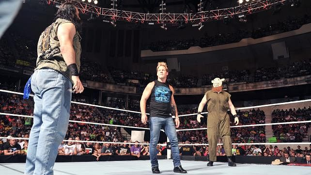 WWE Smackdown TV tapings preview: Jericho vs Wyatt, US champion on Main Event