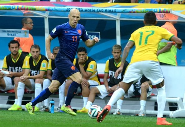 Arjen Robben rules out Manchester United switch as van Gaal gears up for Old Trafford stint