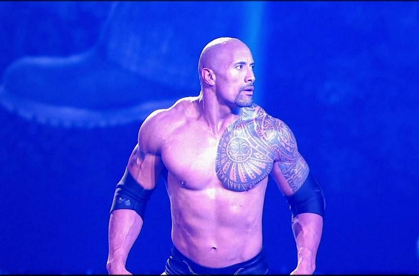 The Rock says 'yeah' to WWE ring return