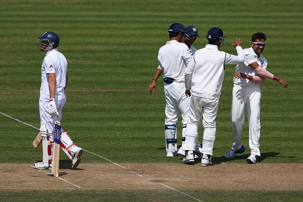 England v India 2014 - 3rd Test, Day 2: Facts and figures