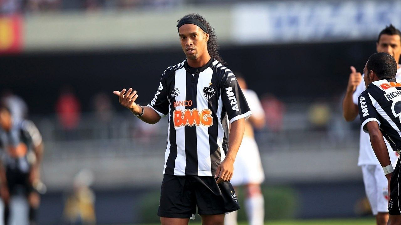 Ronaldinho on Boca Juniors radar