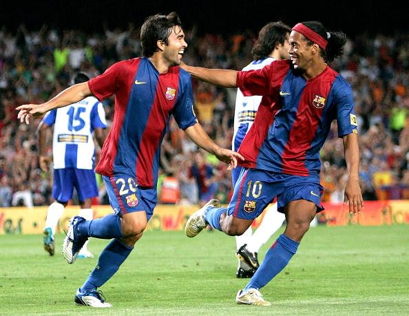 Why Ronaldinho missed Deco's star-studded testimonial match