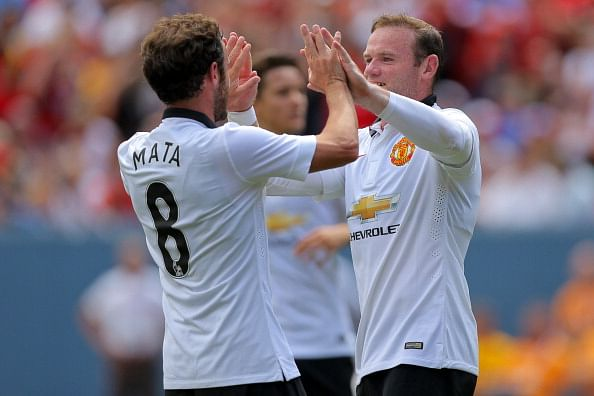 Highlights: Wayne Rooney brace inspires Manchester United to 3-2 win over AS Roma