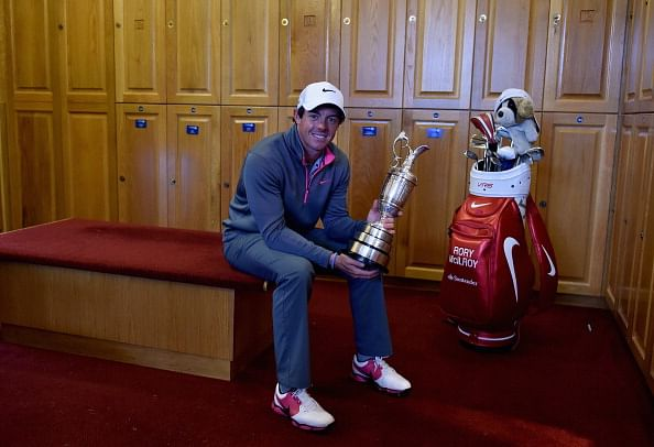 Rory McIlroy wins British Open