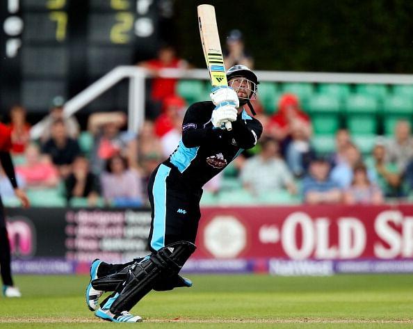 NatWest T20 Blast: Worcestershire vs Derbyshire