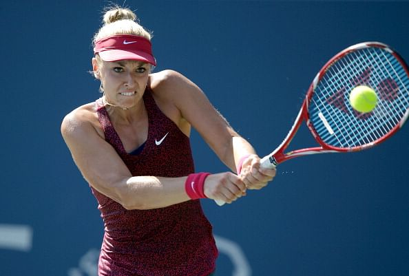Sabine Lisicki hits the fastest recorded serve in women's tennis