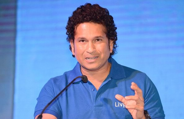 Raj Singh Dungarpur was a father figure to me: Sachin Tendulkar