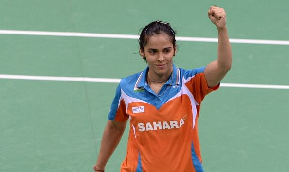 Saina Nehwal is now a goodwill ambassador of ICRISAT