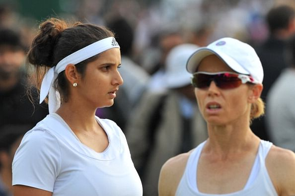 Wimbledon 2014: Sania Mirza and Cara Black achieve a career high doubles ranking of 5