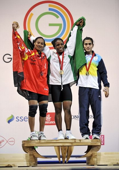 Commonwealth Games 2014: Indian weightlifter Santoshi Matsa wins bronze in the 53 Kg category