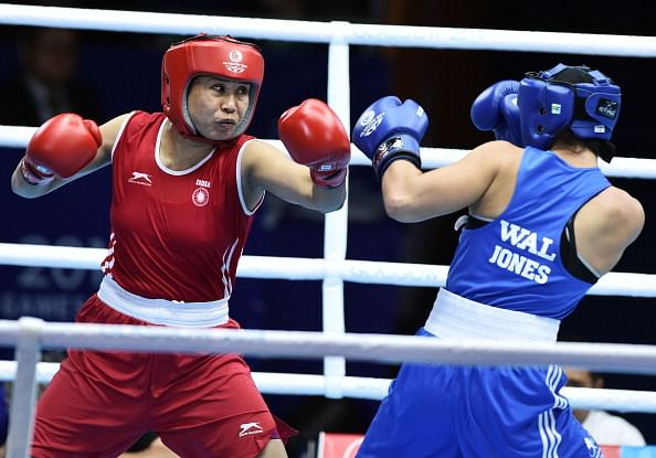 Commonwealth Games 2014: Pinki Jangra and Sarita Devi assure India of two medals as they enter semifinals