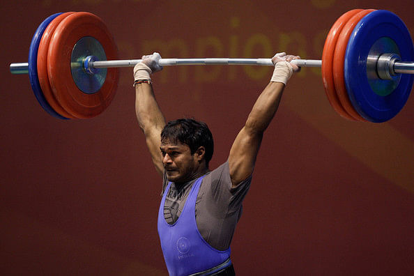 Commonwealth Games 2014: Sathish Sivalingam wins gold, Ravi Kumar claims bronze in the 77 Kg weightlifting event