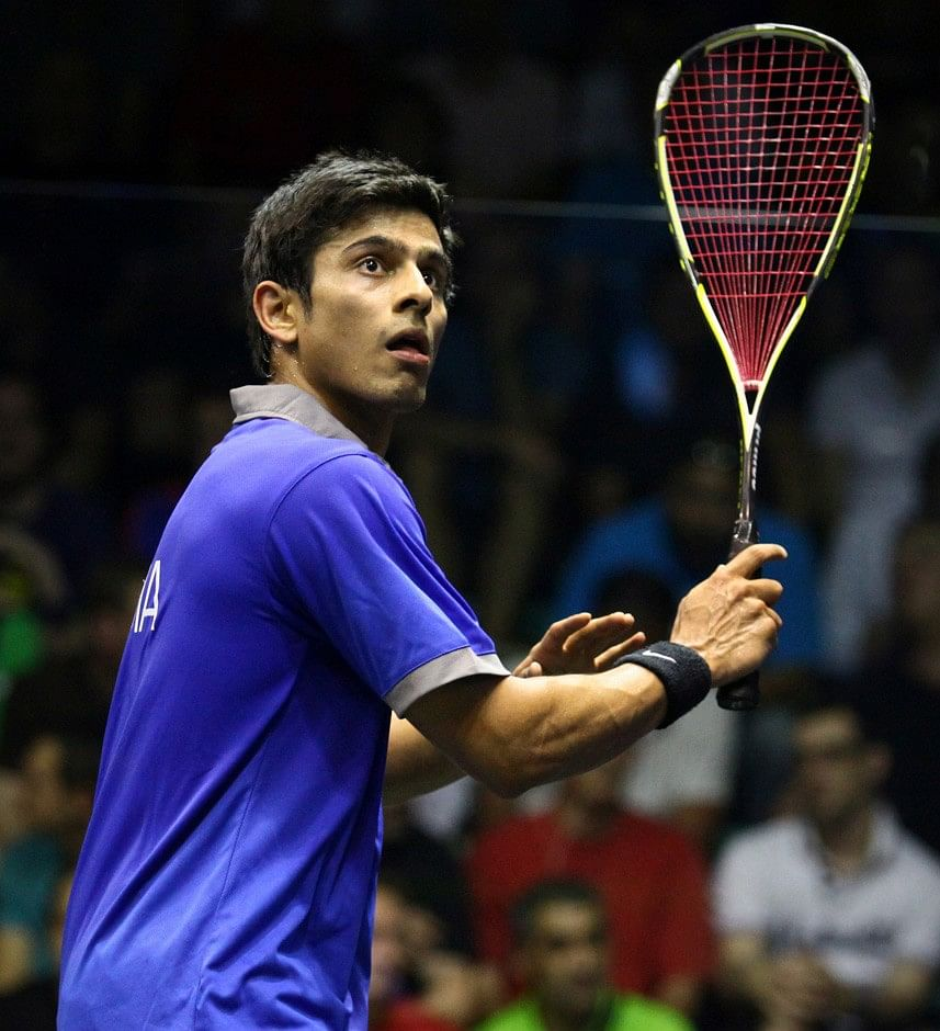 Commonwealth Games 2014: Sourav Ghosal and Anaka Alankamony register comfortable wins