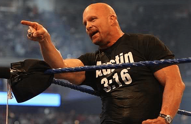 WWE: Stone Cold Steve Austin gives advice to John Cena