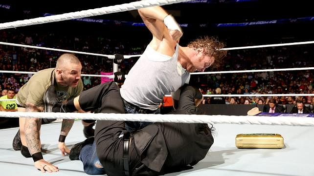 WWE Smackdown results - July 4, 2014