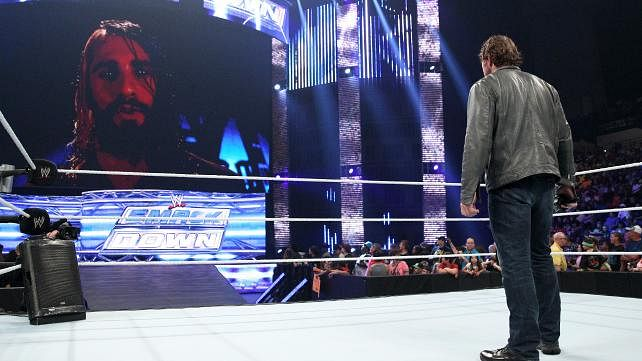 WWE Smackdown results - July 18, 2014