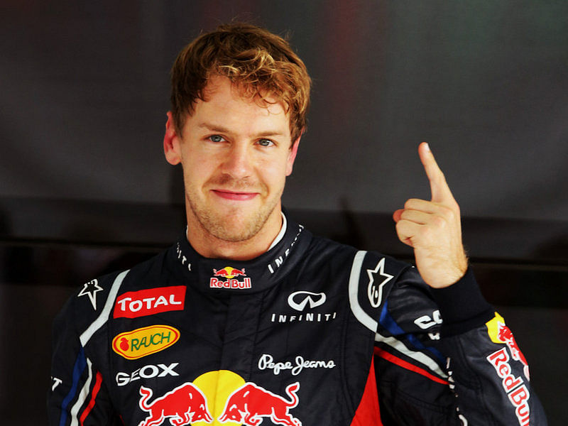 Sebastian Vettel's top 5 races