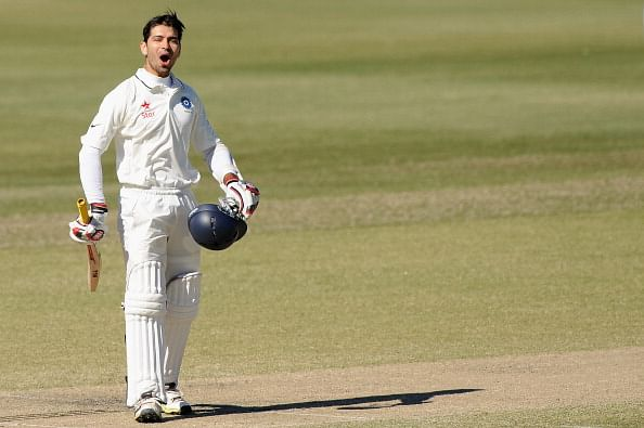 Naman Ojha puts India A ahead against Australia A
