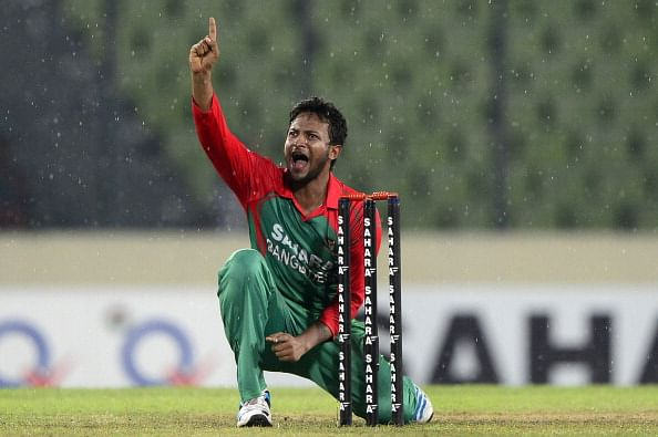 Leading all-rounder Shakib al Hasan threatens to quit international cricket