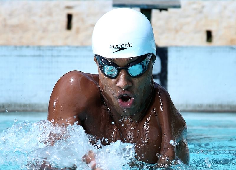 Six-man army to compete for India in aquatics events at Glasgow Commonwealth Games 2014