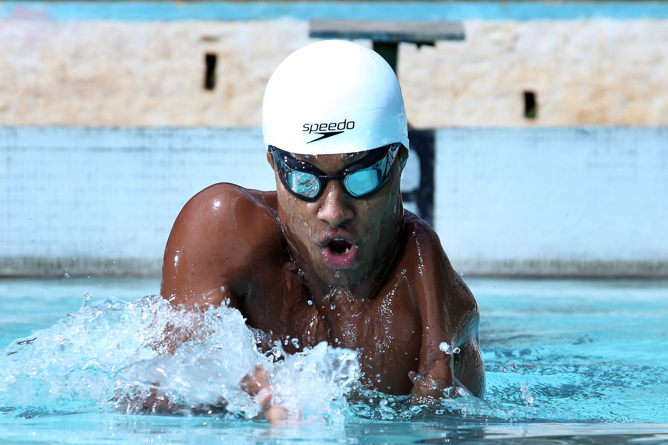 Commonwealth Games 2014: Indian para-swimmer Sharath Gayakwad misses out on bronze