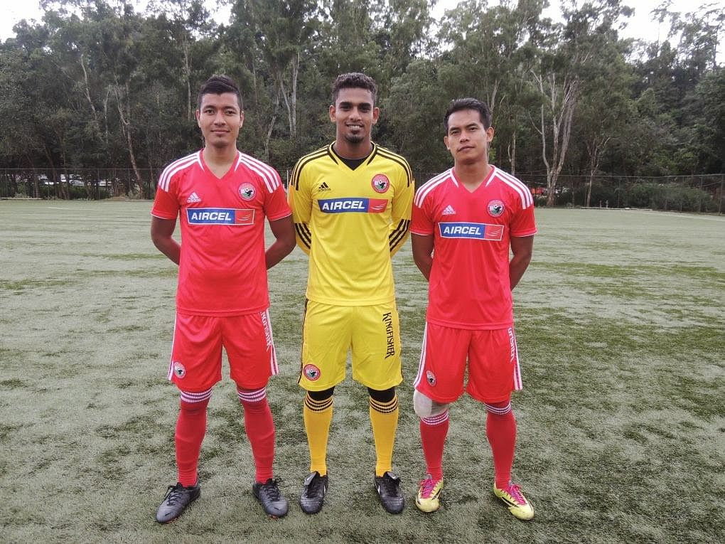 Shillong Lajong add four new players to their roster; will also be part of the ISL
