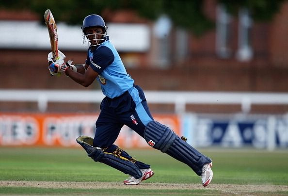 Shivnarine Chanderpaul leaves Derbyshire, likely to return next year