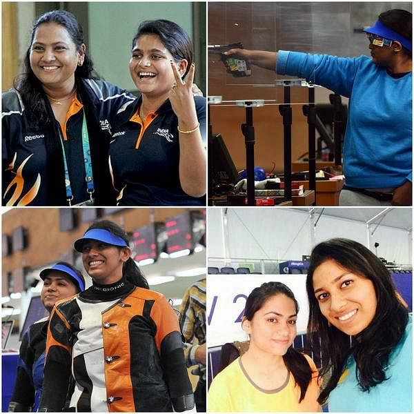 Commonwealth Games 2014: The legacy continues-Indian women shooters make country proud