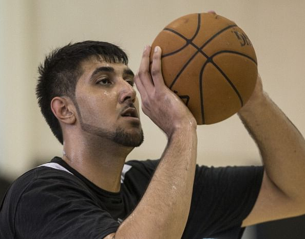 Sim Bhullar makes history by becoming the first Indian-origin athlete to be part of NBA