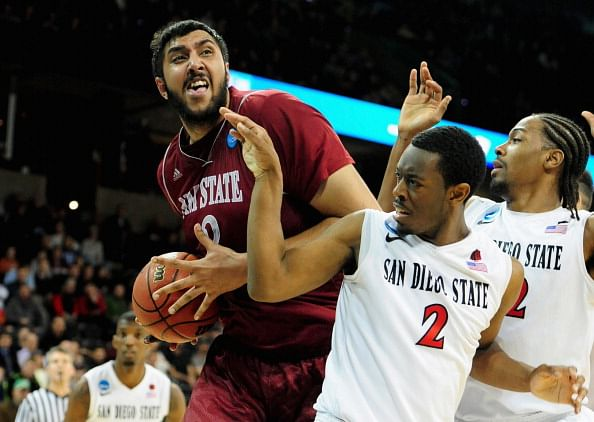 10 things to know about Sim Bhullar, the first Indian origin basketballer to be signed in the NBA