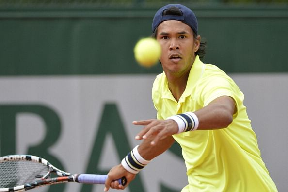 Neilsen Pro Tennis Championships: Somdev Devvarman reaches second round