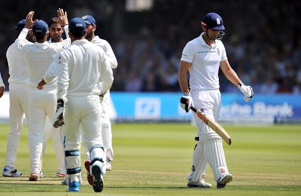 England v India - 2nd Test, Day 2: Bhuvneshwar Kumar removes England openers early